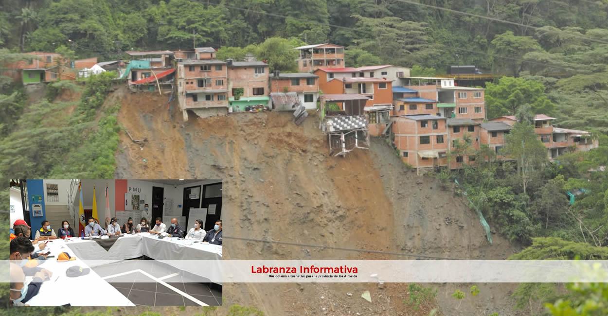 $10.100 millones serán destinados para atender la emergencia en Guayabetal (Cundinamarca)