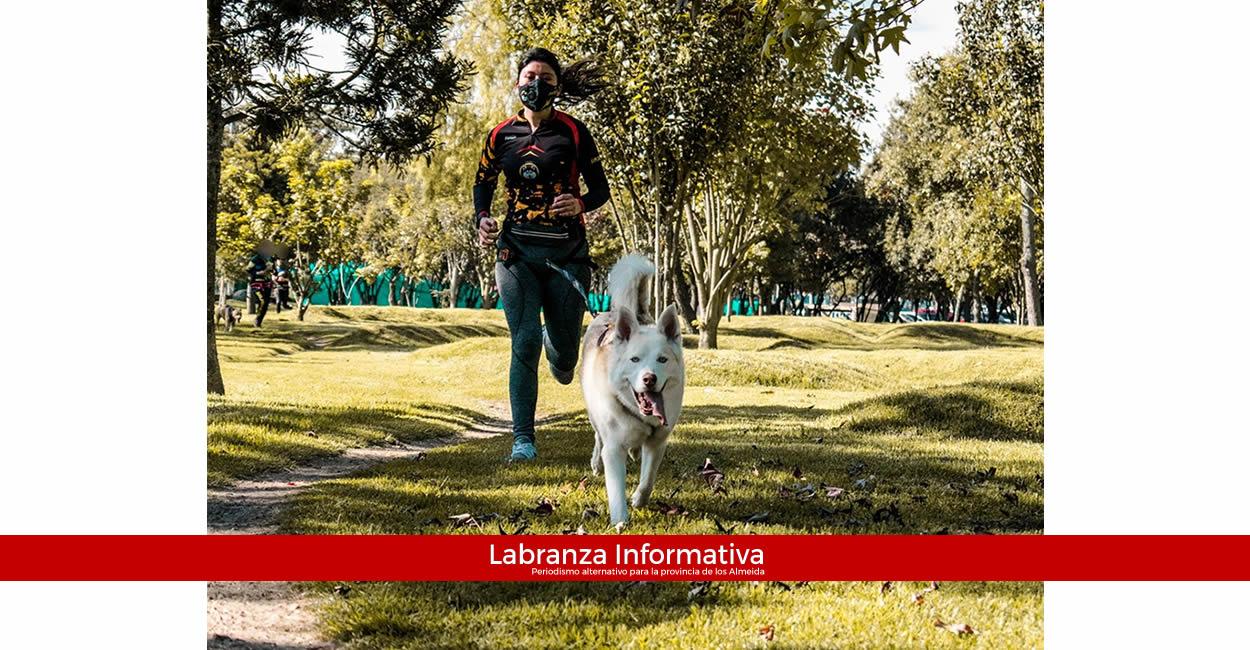 En Chocontá se vivirá el 1er canitrail de la provincia de los Almeida