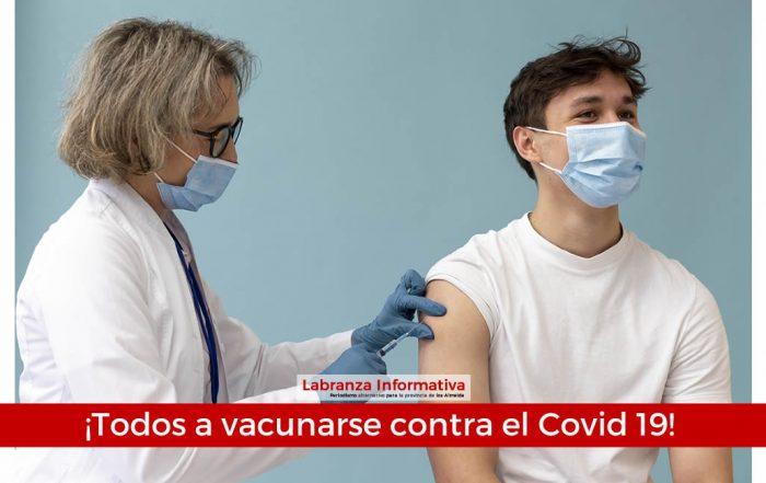 Vacunación contra el Covid 19 masiva y sin agendamiento para mayores de 18 años en 110 municipios de Cundinamarca