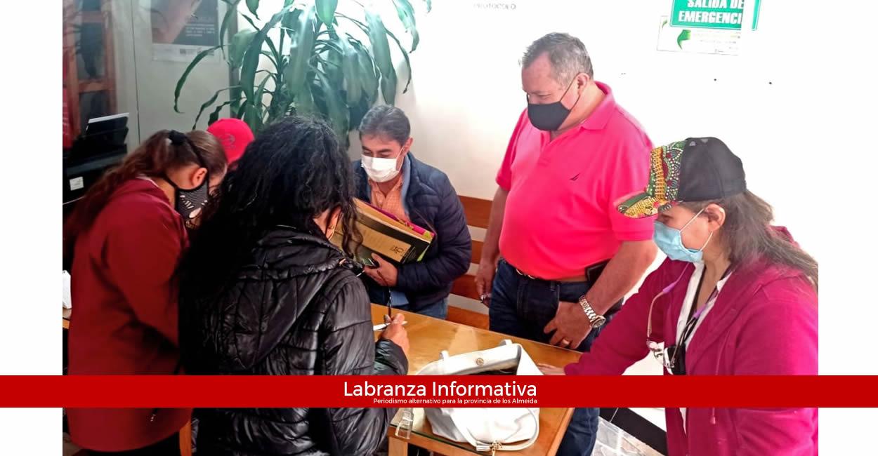 Firmada escritura pública para compra del predio del nuevo centro de salud de Machetá