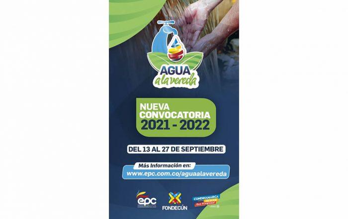 Gobernación de Cundinamarca invertirá más de $11.000 millones en acueductos veredales